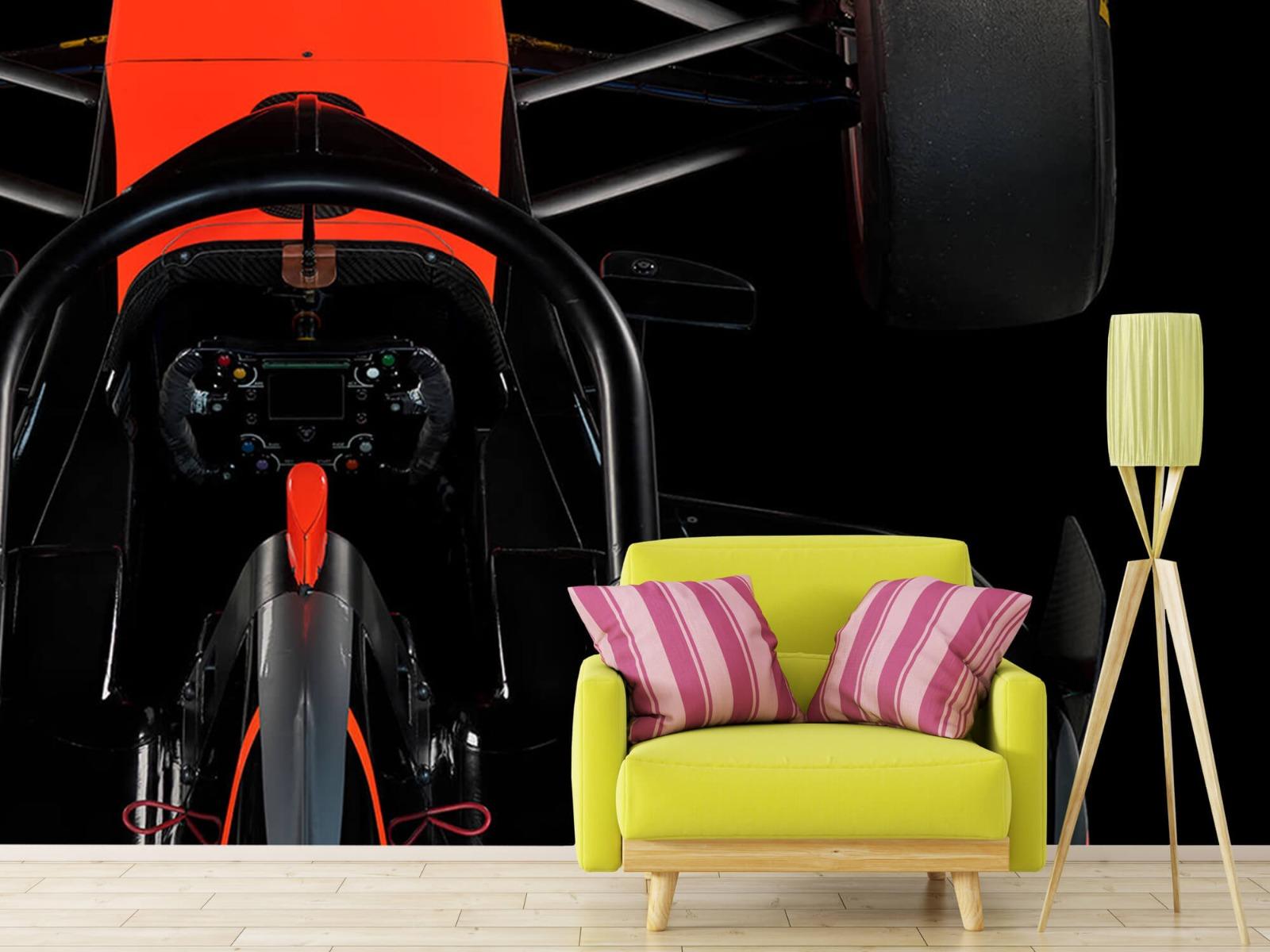 Sportauto's - Formule 3 - Cockpit view - dark - Tienerkamer 17