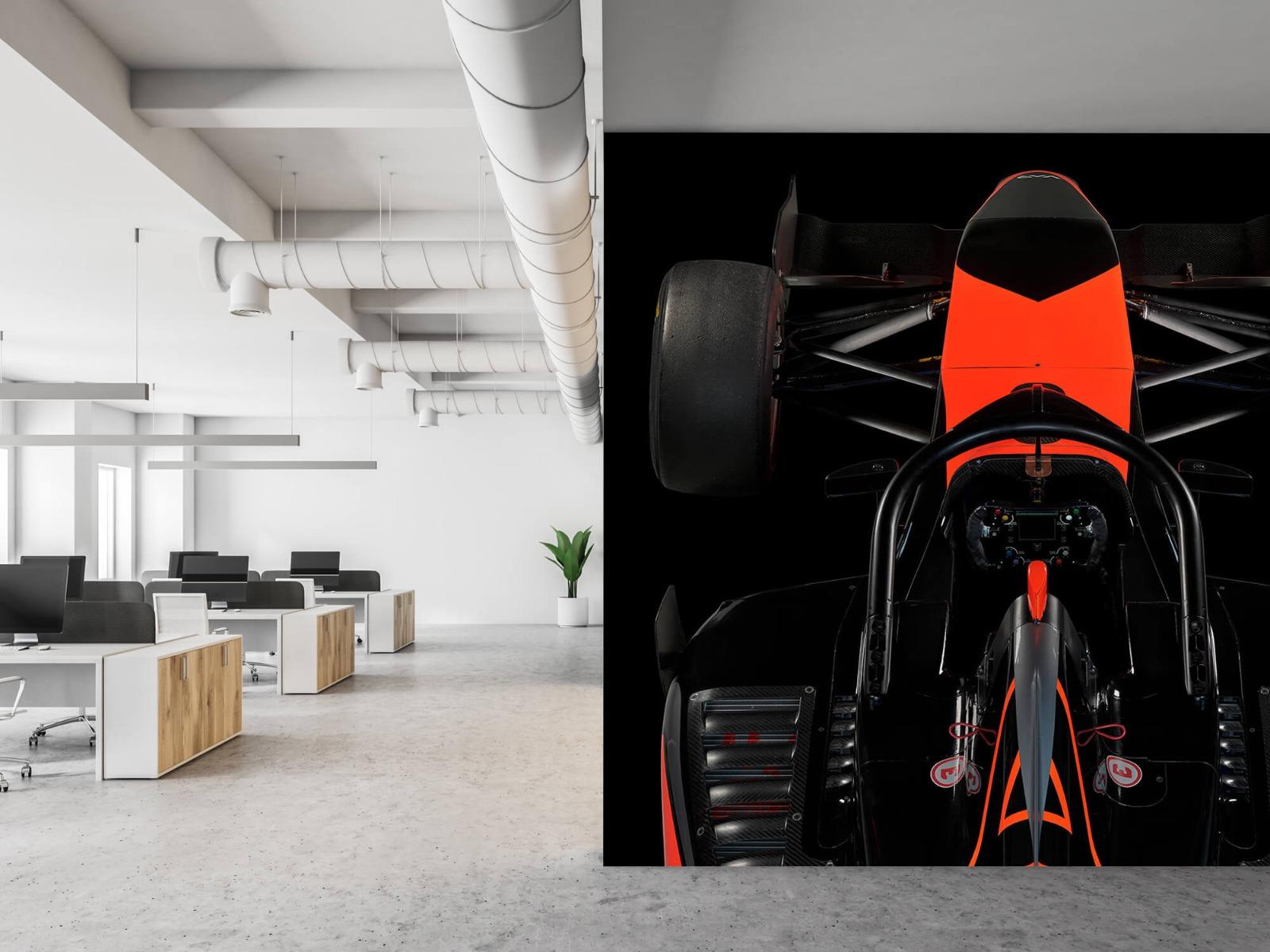 Sportauto's - Formule 3 - Cockpit view - dark - Tienerkamer 21