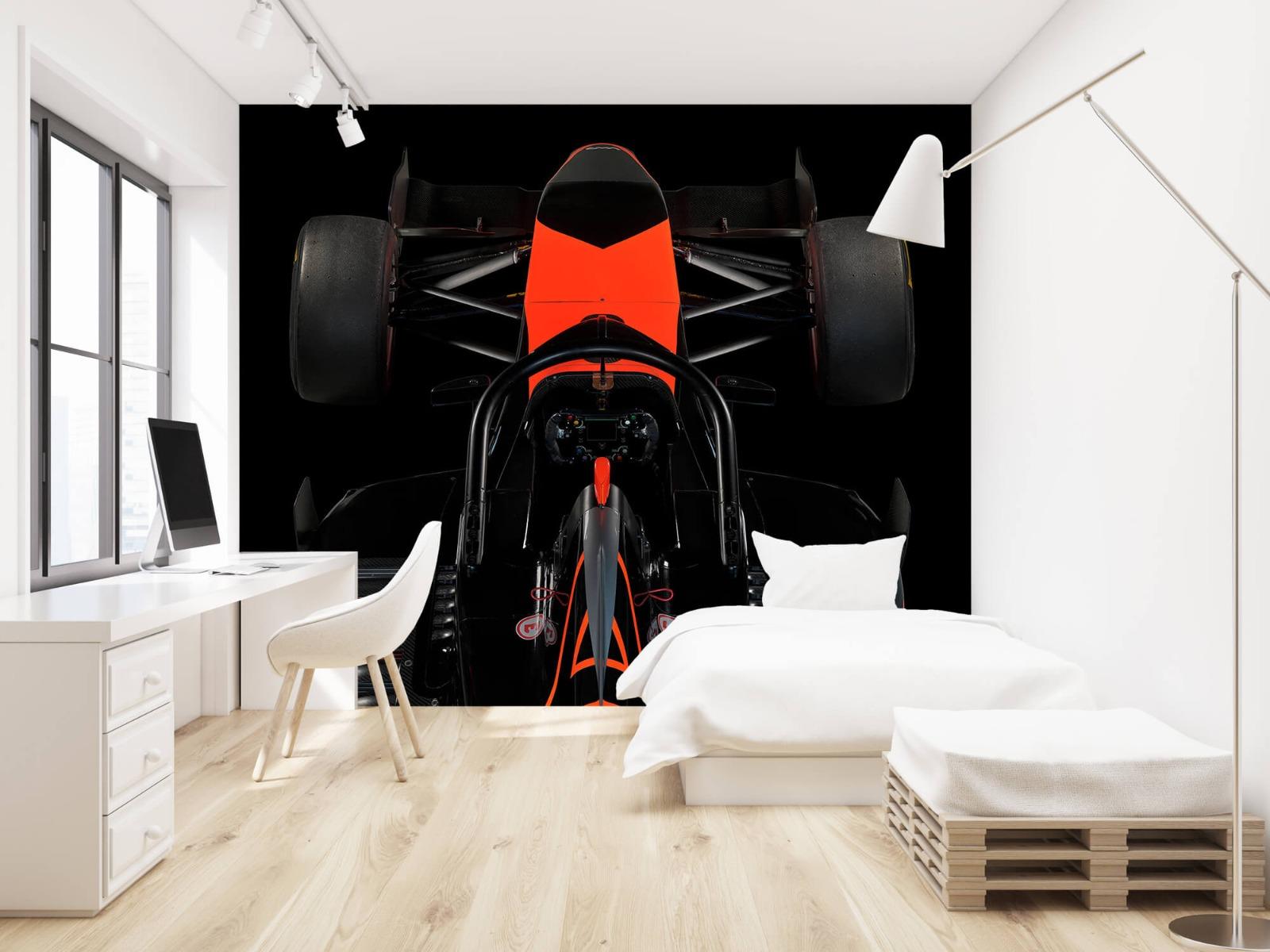 Sportauto's - Formule 3 - Cockpit view - dark - Tienerkamer 22