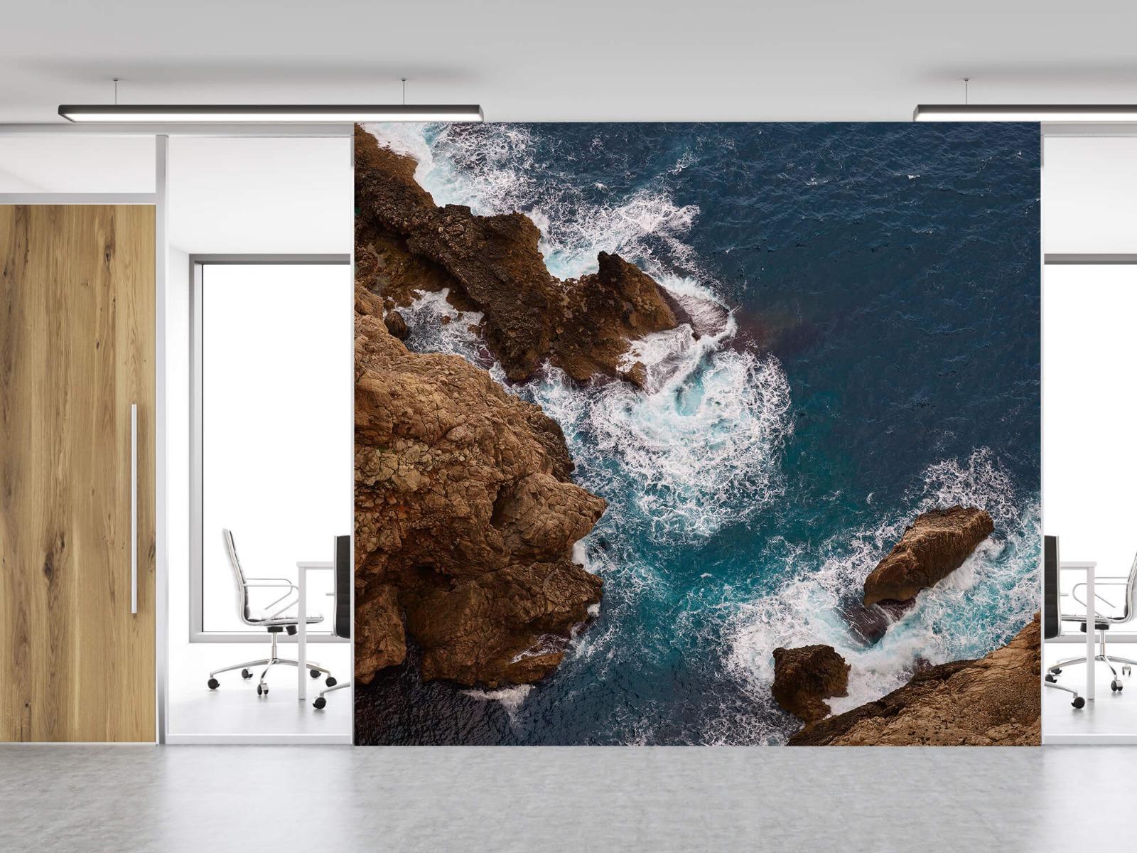 Zeeën en Oceanen - Kust rotsen - Slaapkamer 11