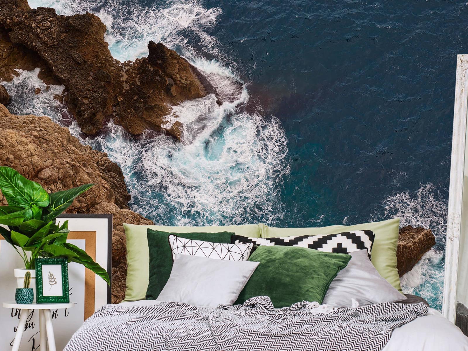 Zeeën en Oceanen - Kust rotsen - Slaapkamer 12
