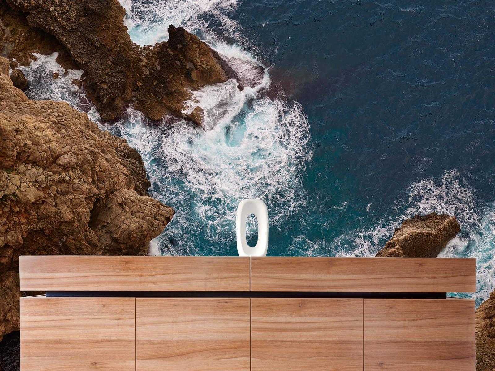 Zeeën en Oceanen - Kust rotsen - Slaapkamer 20