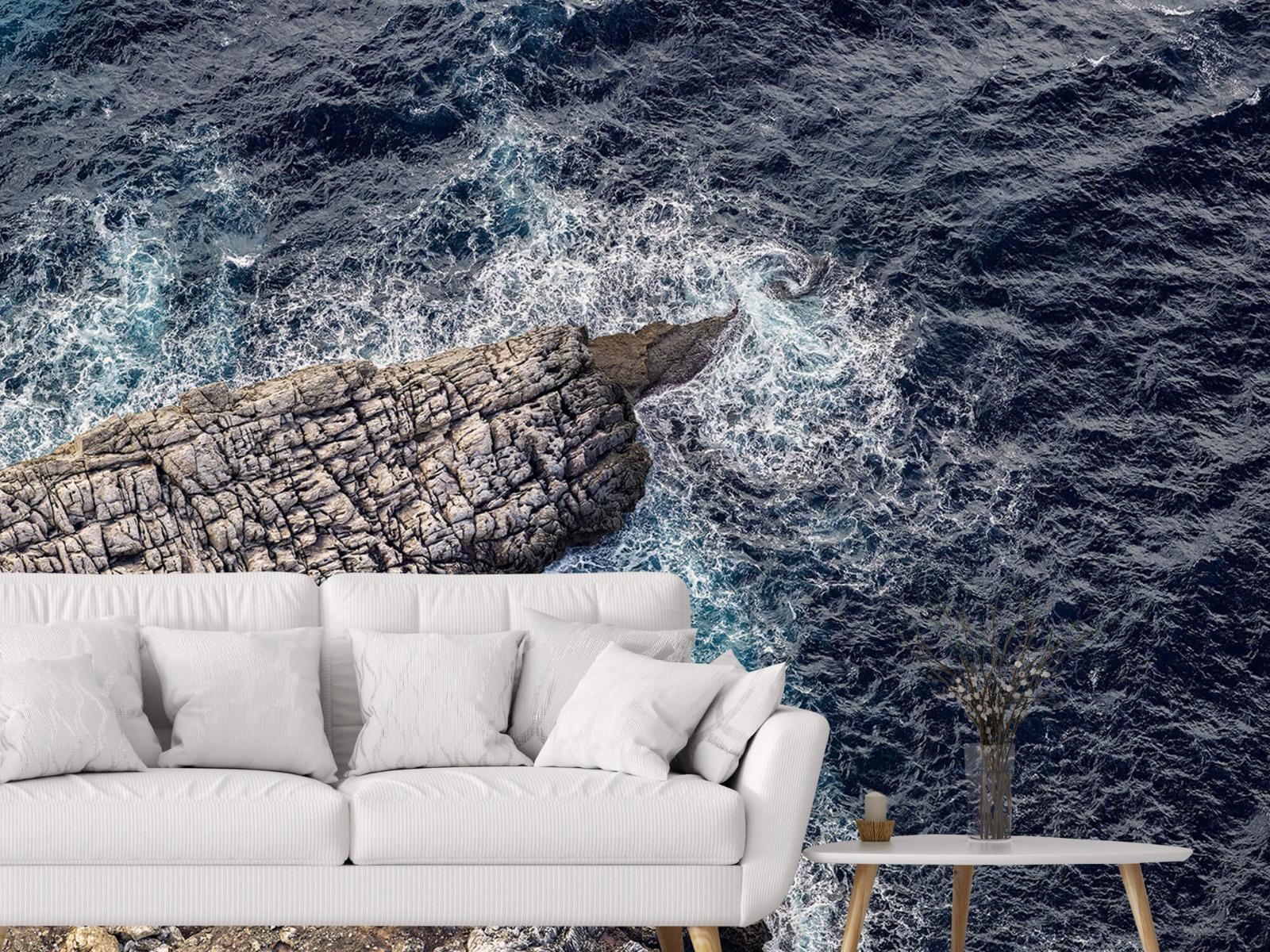 Zeeën en Oceanen - Rotspunt aan de kust - Slaapkamer 3