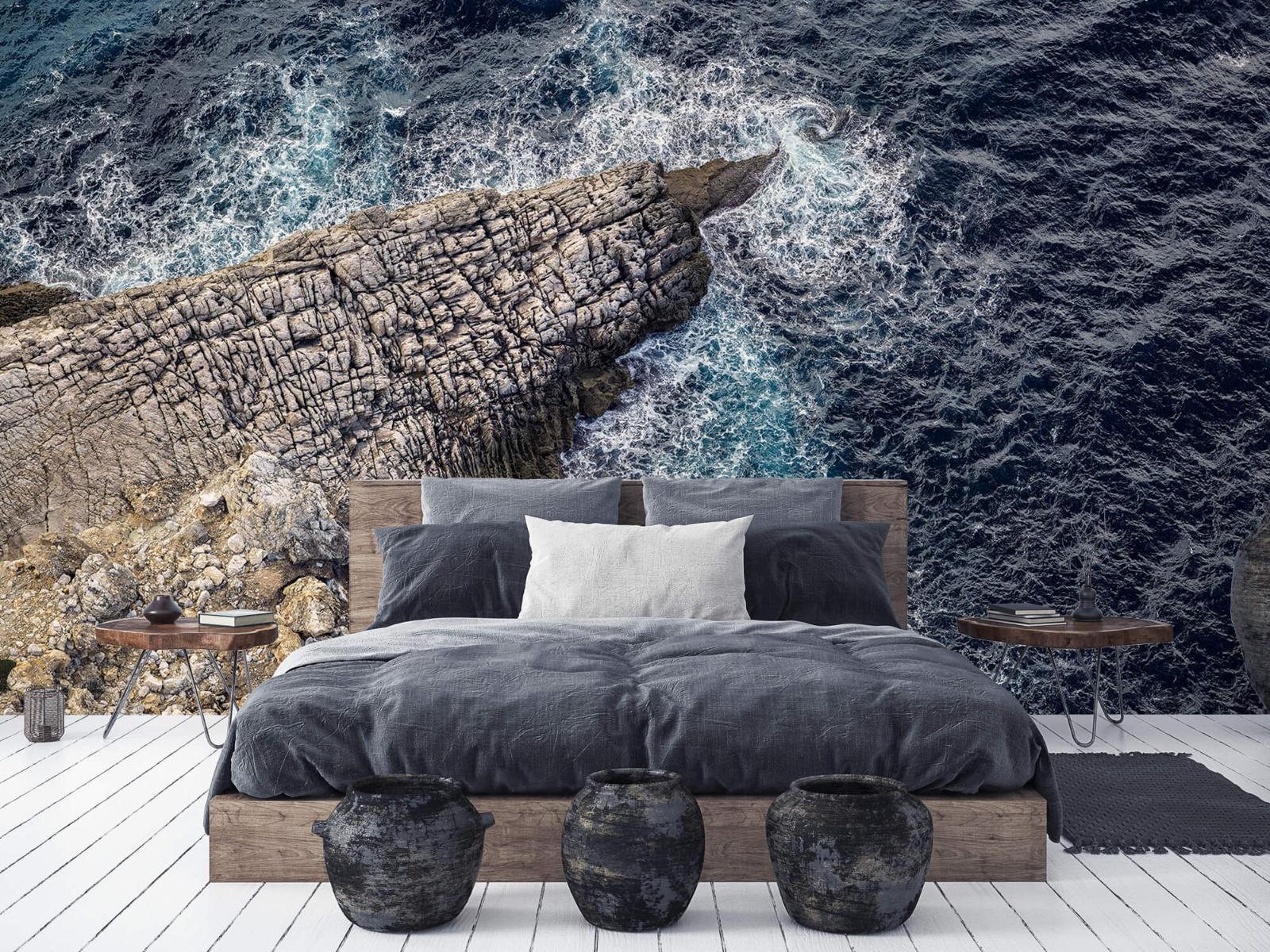 Zeeën en Oceanen - Rotspunt aan de kust - Slaapkamer 5