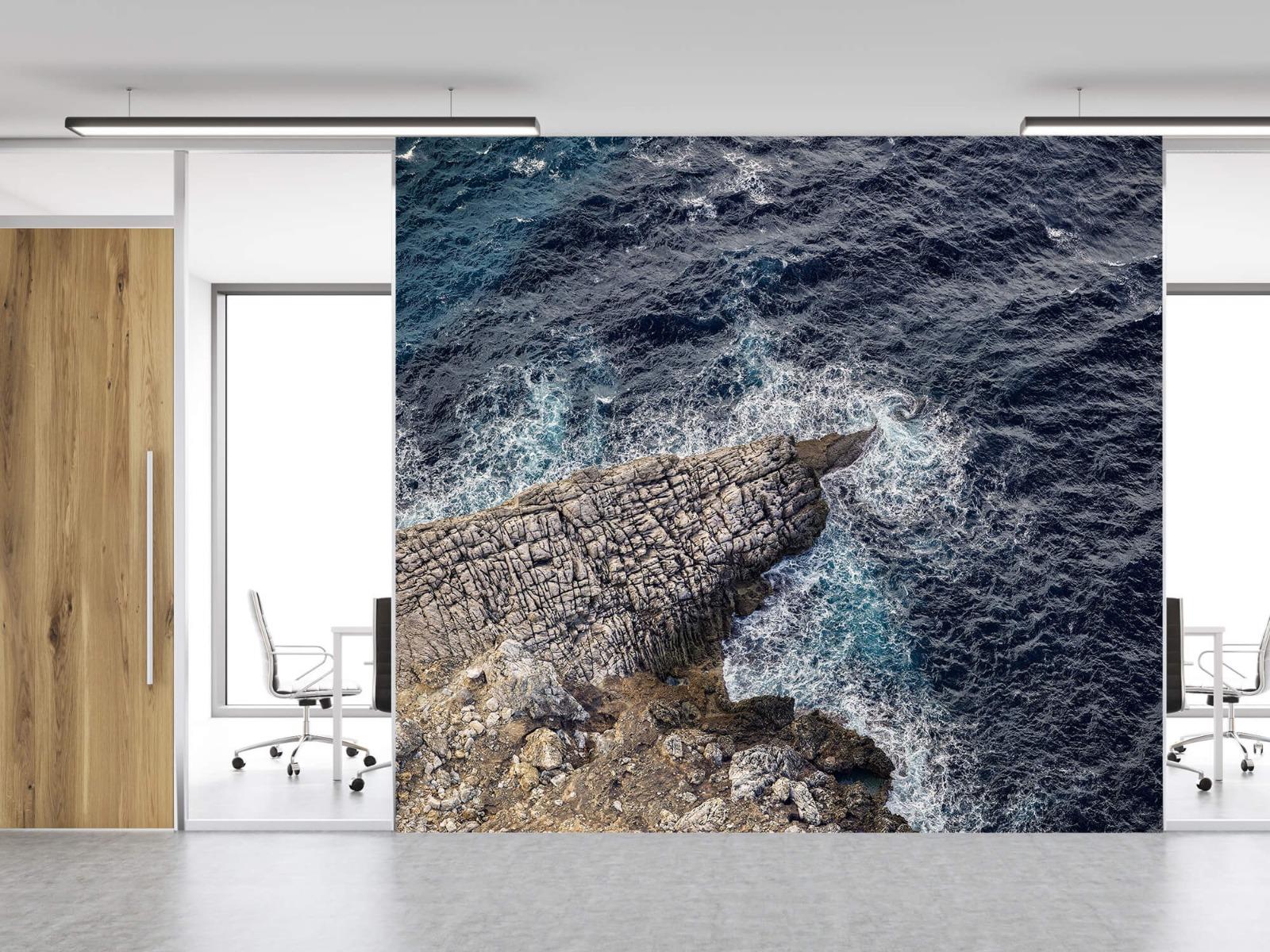 Zeeën en Oceanen - Rotspunt aan de kust - Slaapkamer 11