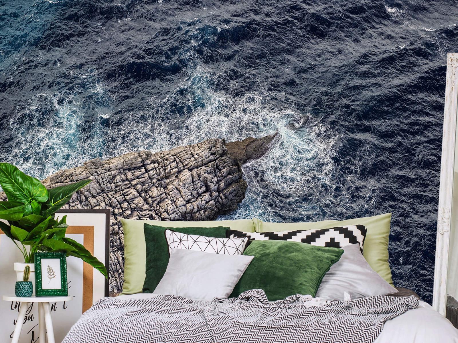 Zeeën en Oceanen - Rotspunt aan de kust - Slaapkamer 12