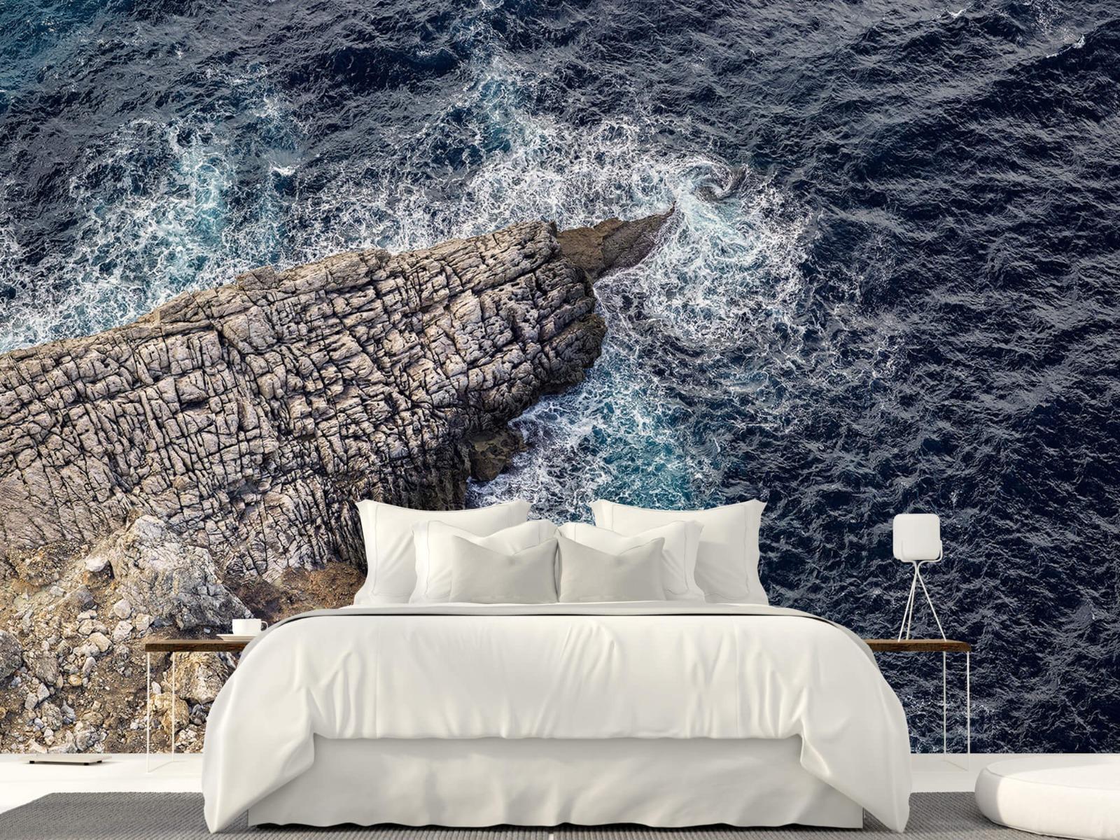 Zeeën en Oceanen - Rotspunt aan de kust - Slaapkamer 23