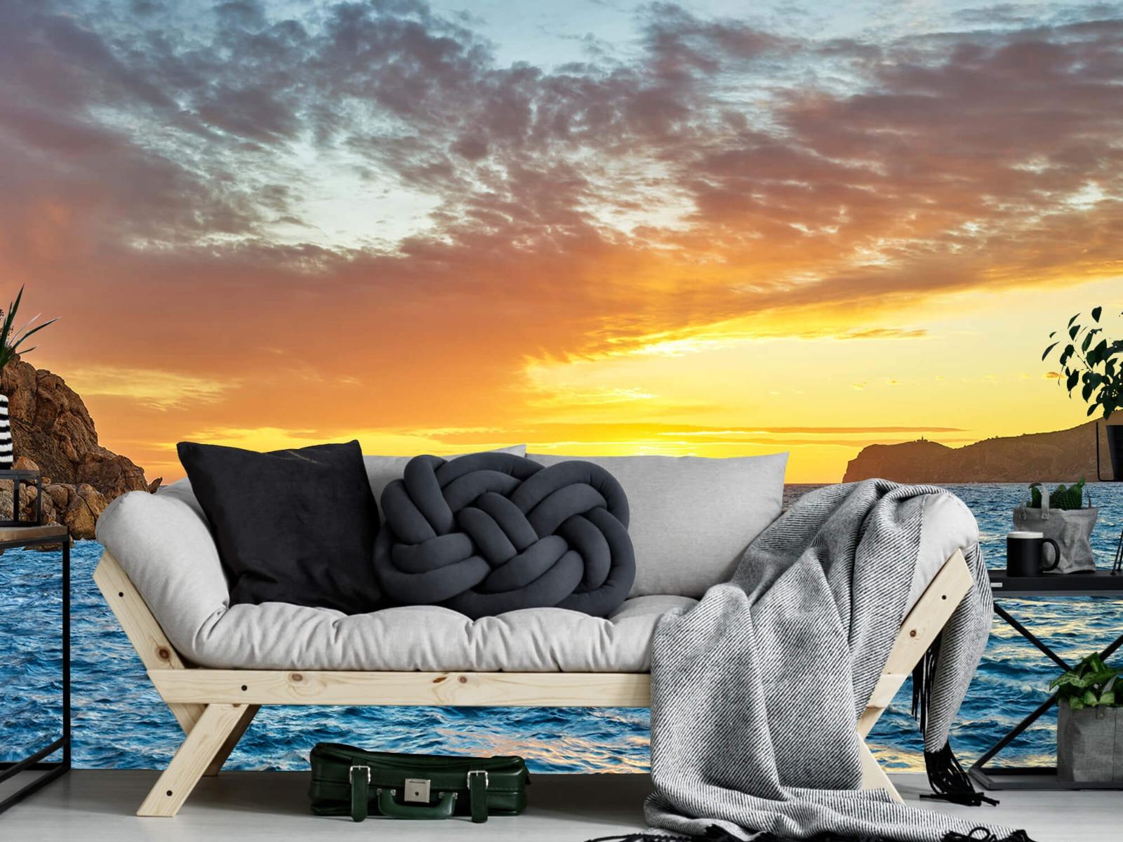 Zon - Zonsondergang op een eiland - Slaapkamer 7
