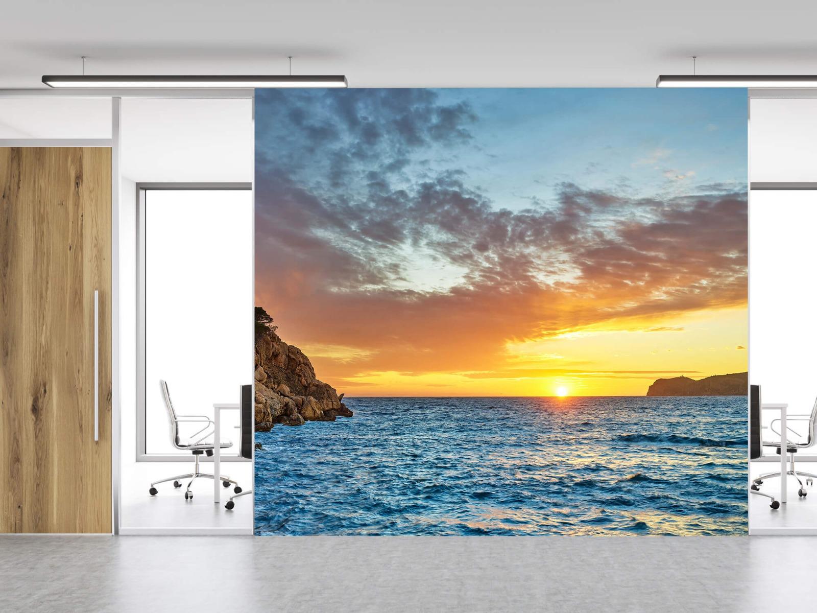 Zon - Zonsondergang op een eiland - Slaapkamer 11