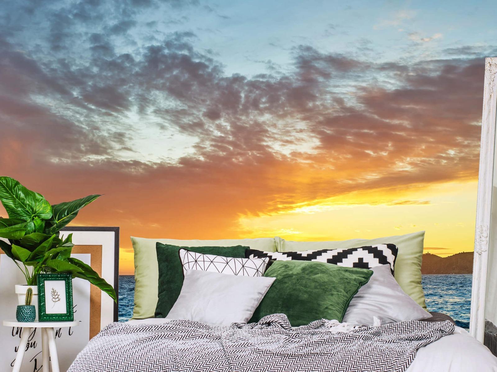 Zon - Zonsondergang op een eiland - Slaapkamer 12