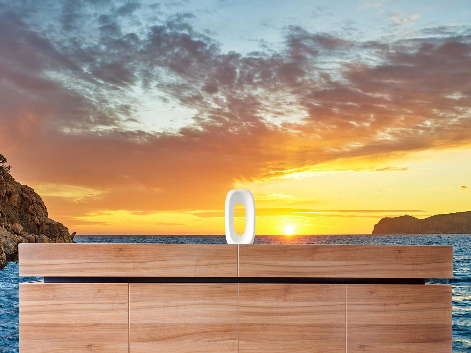 Zon - Zonsondergang op een eiland - Slaapkamer 20