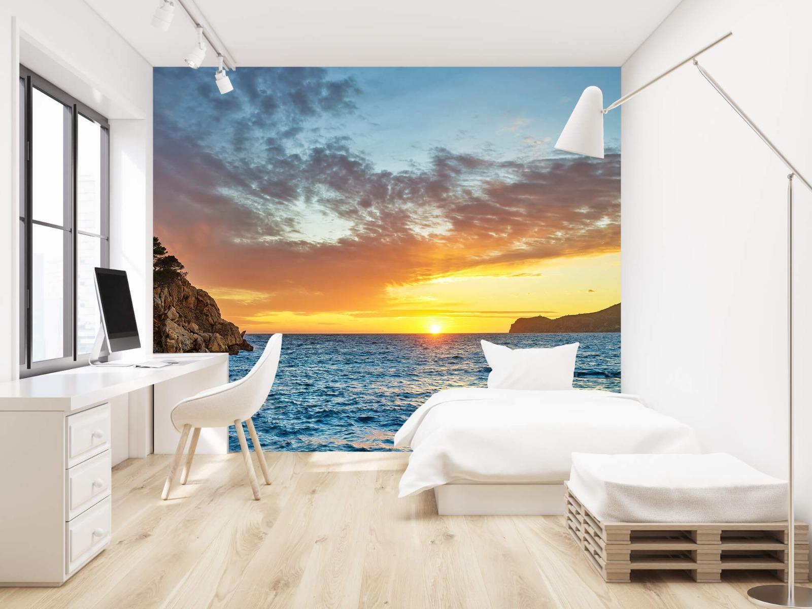 Zon - Zonsondergang op een eiland - Slaapkamer 22