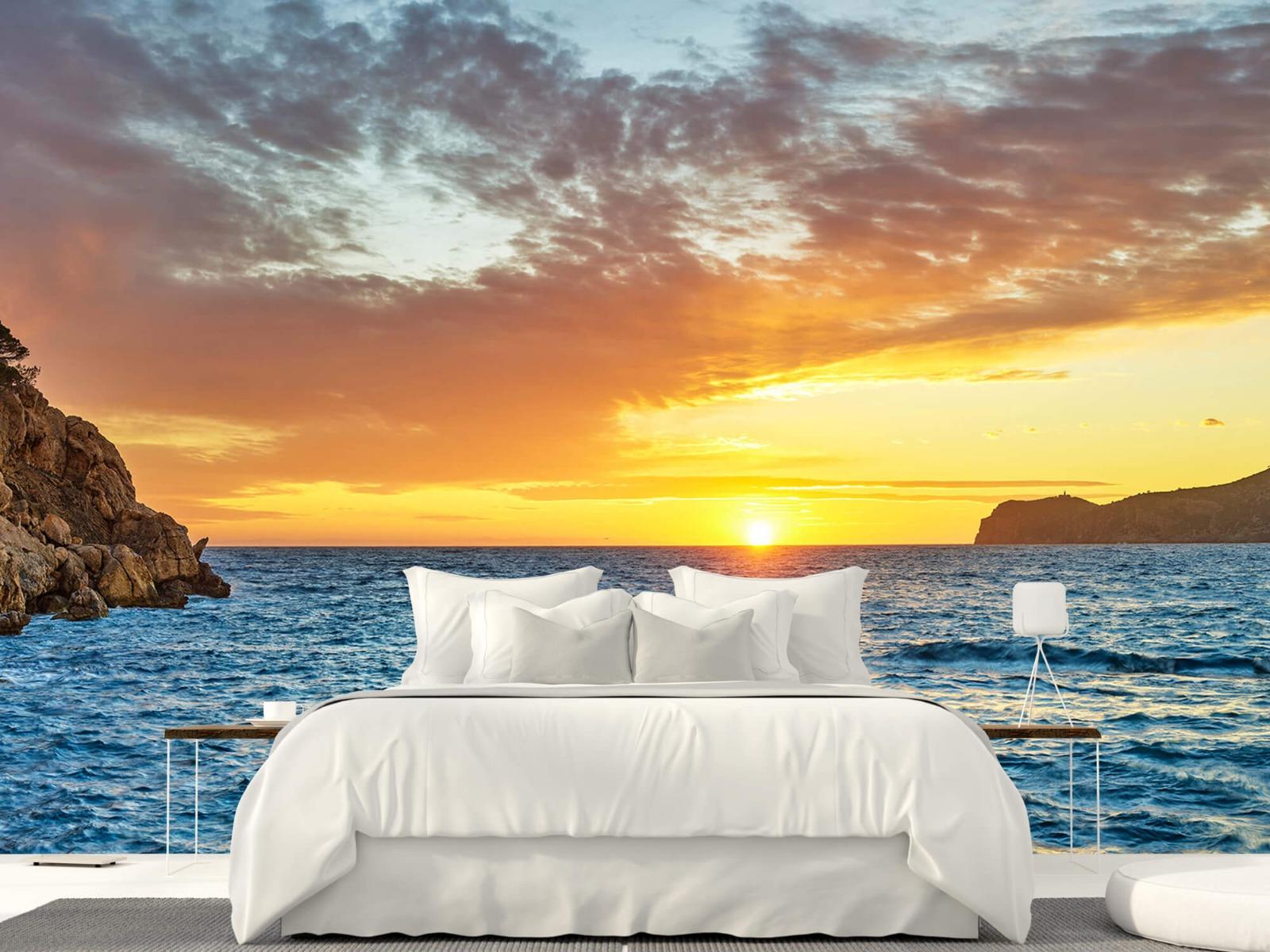 Zon - Zonsondergang op een eiland - Slaapkamer 23