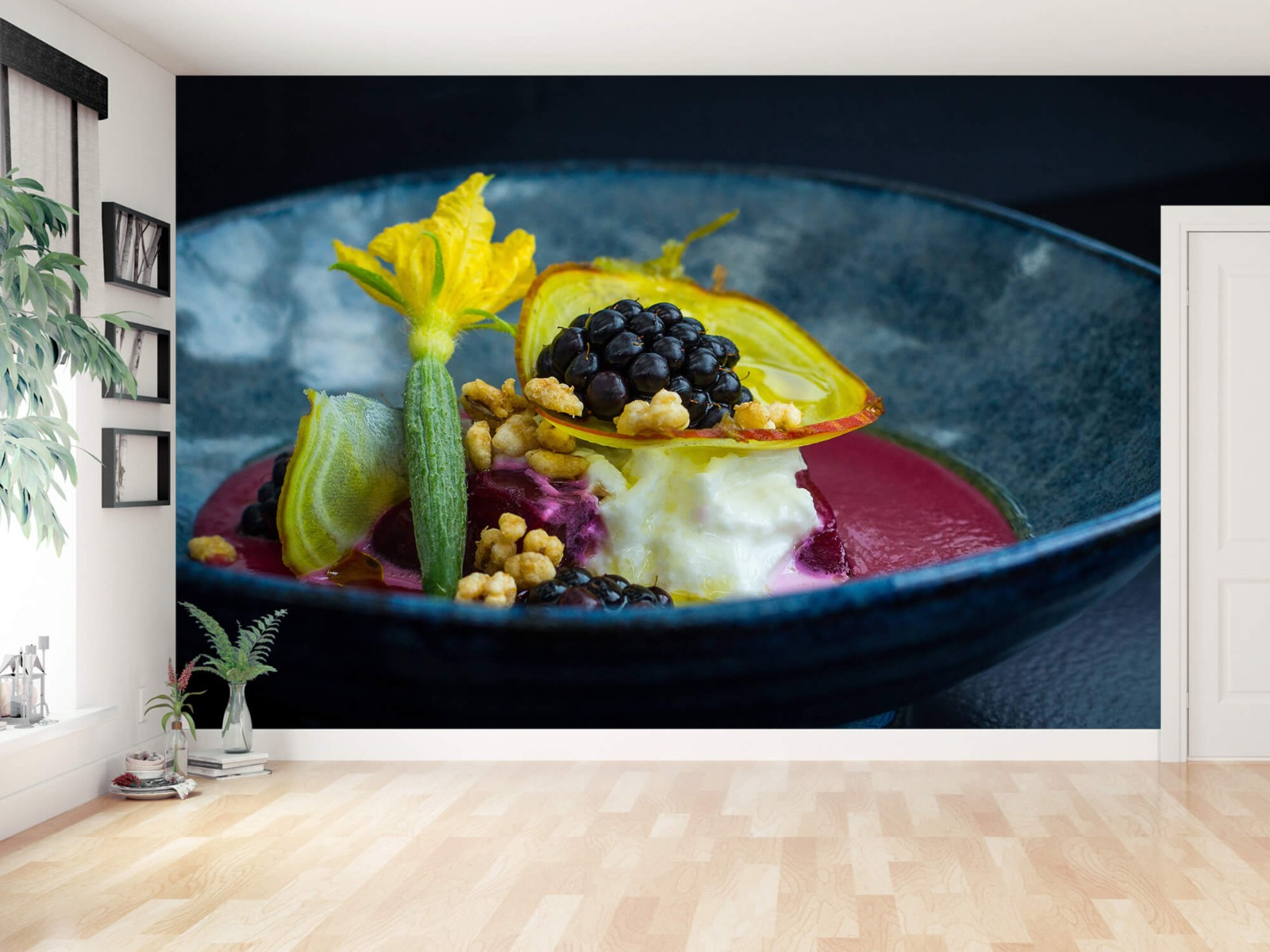 Overige - Bramen dessert - Keuken 11