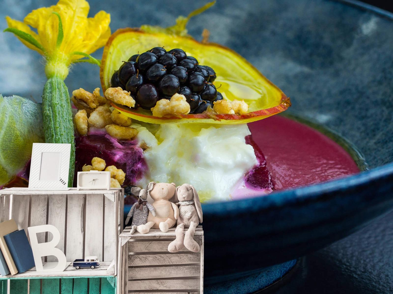 Overige - Bramen dessert - Keuken 19