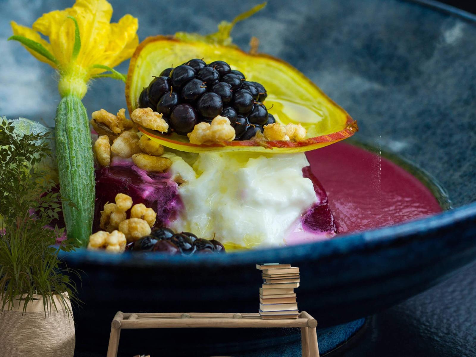 Overige - Bramen dessert - Keuken 20