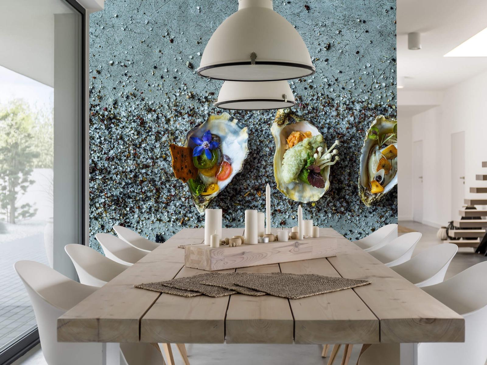 Overige - Amuse met oesters - Keuken 1
