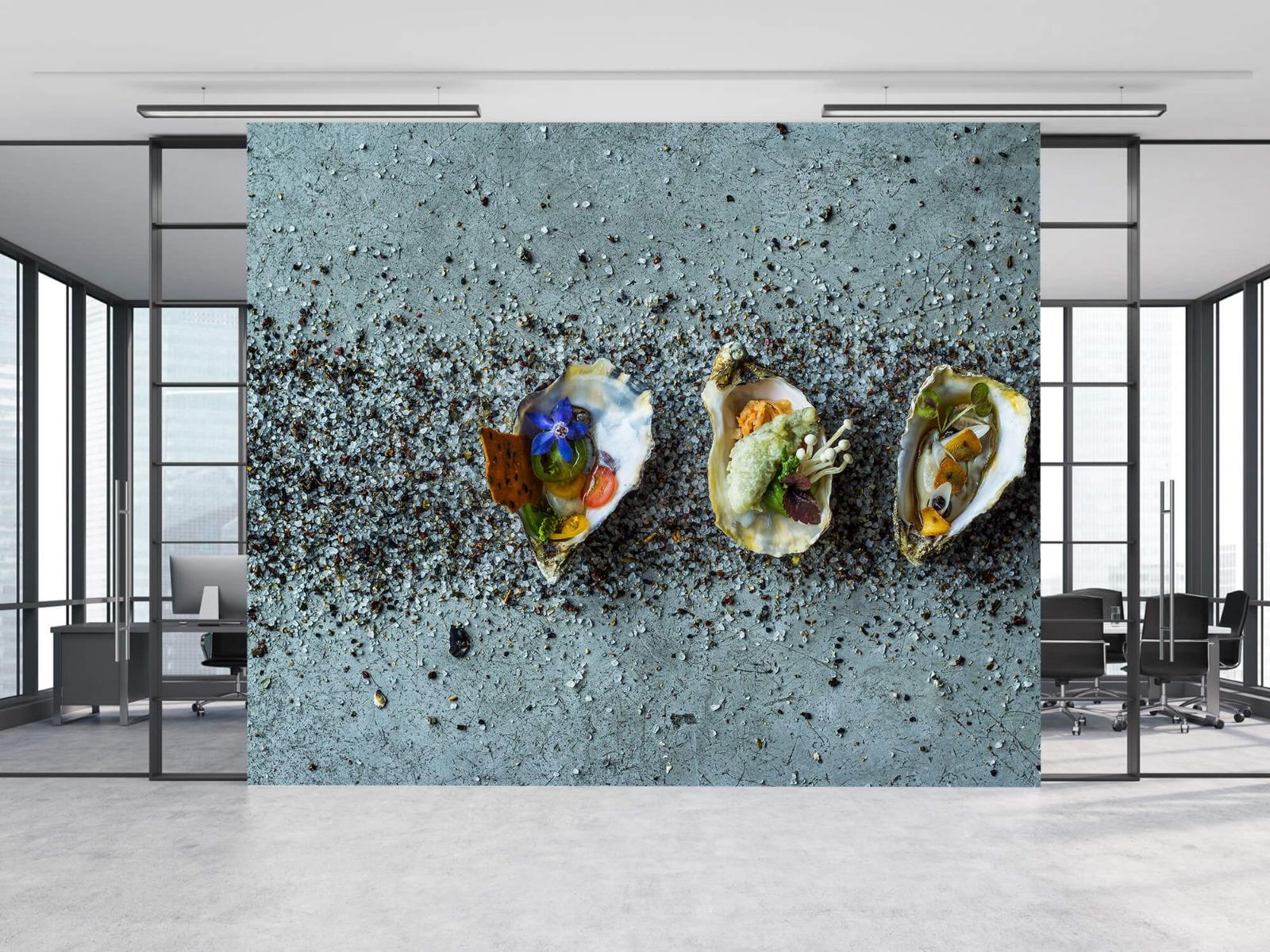 Overige - Amuse met oesters - Keuken 8