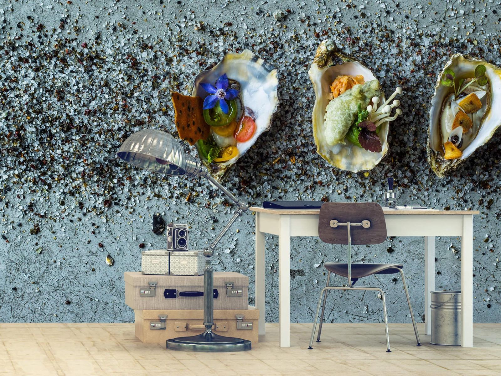 Overige - Amuse met oesters - Keuken 9