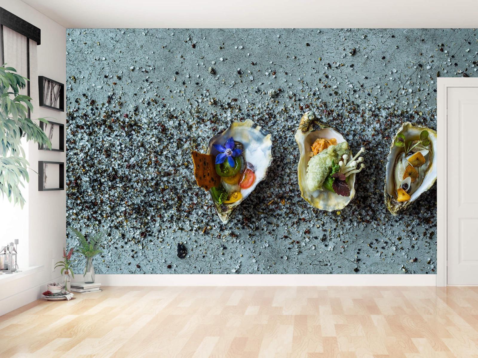 Overige - Amuse met oesters - Keuken 11