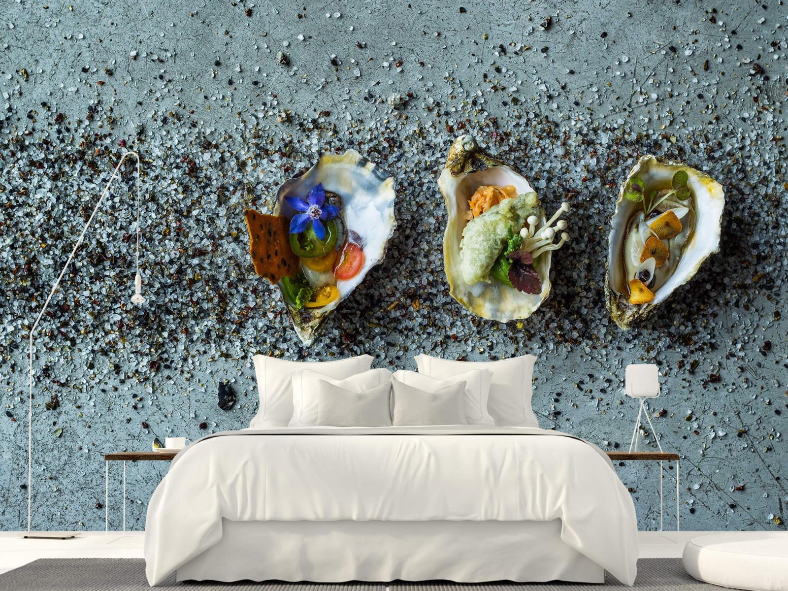 Overige - Amuse met oesters - Keuken 16