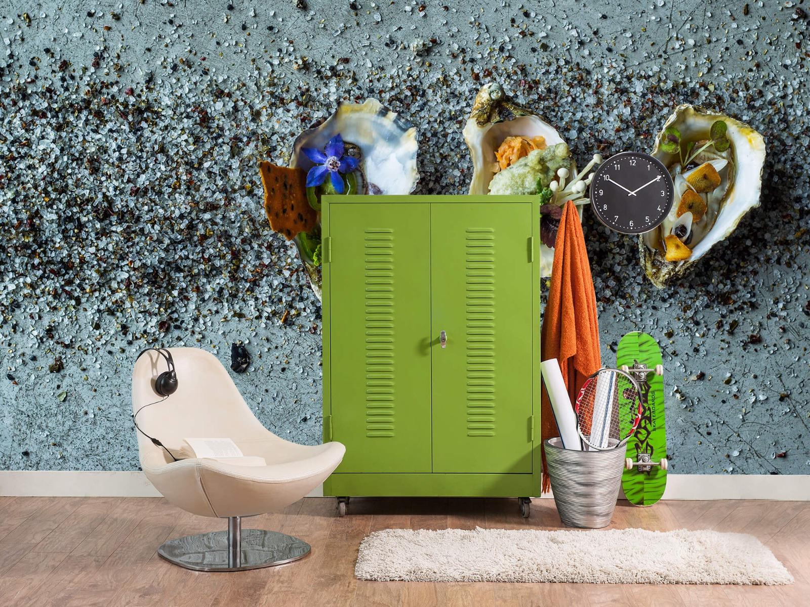 Overige - Amuse met oesters - Keuken 18