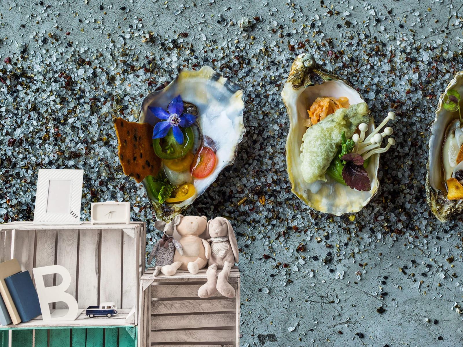 Overige - Amuse met oesters - Keuken 19