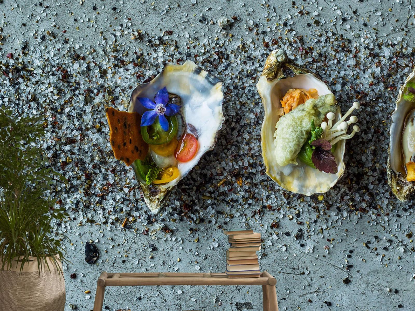 Overige - Amuse met oesters - Keuken 20