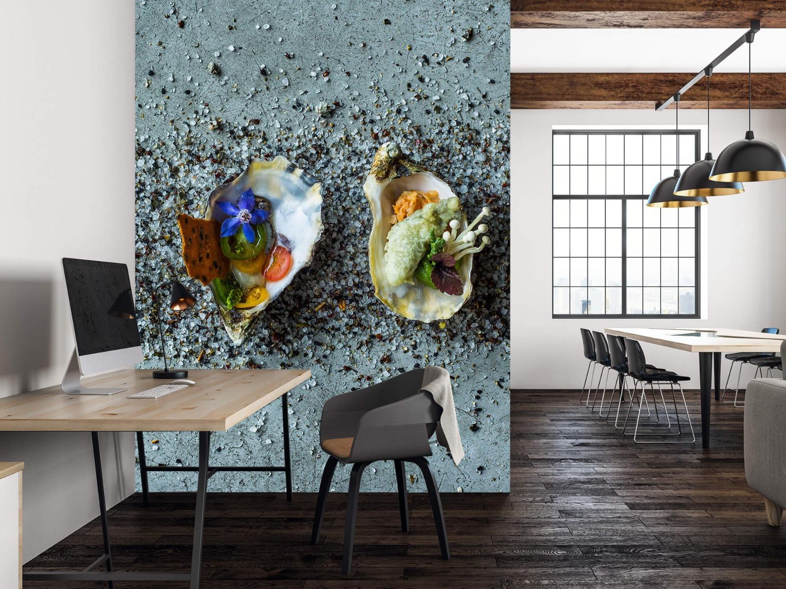 Overige - Amuse met oesters - Keuken 22