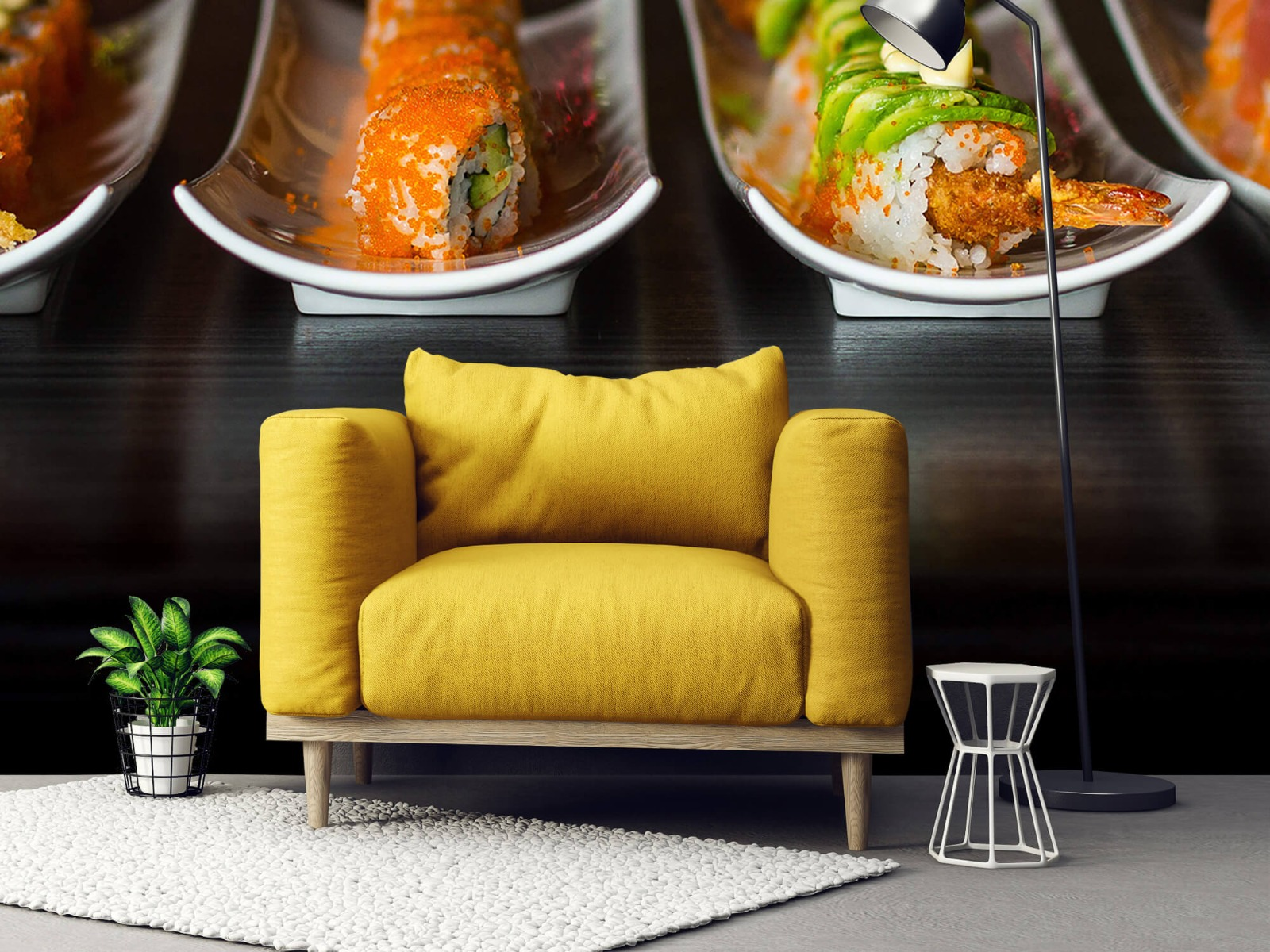 Overige - Sushi - Keuken 21