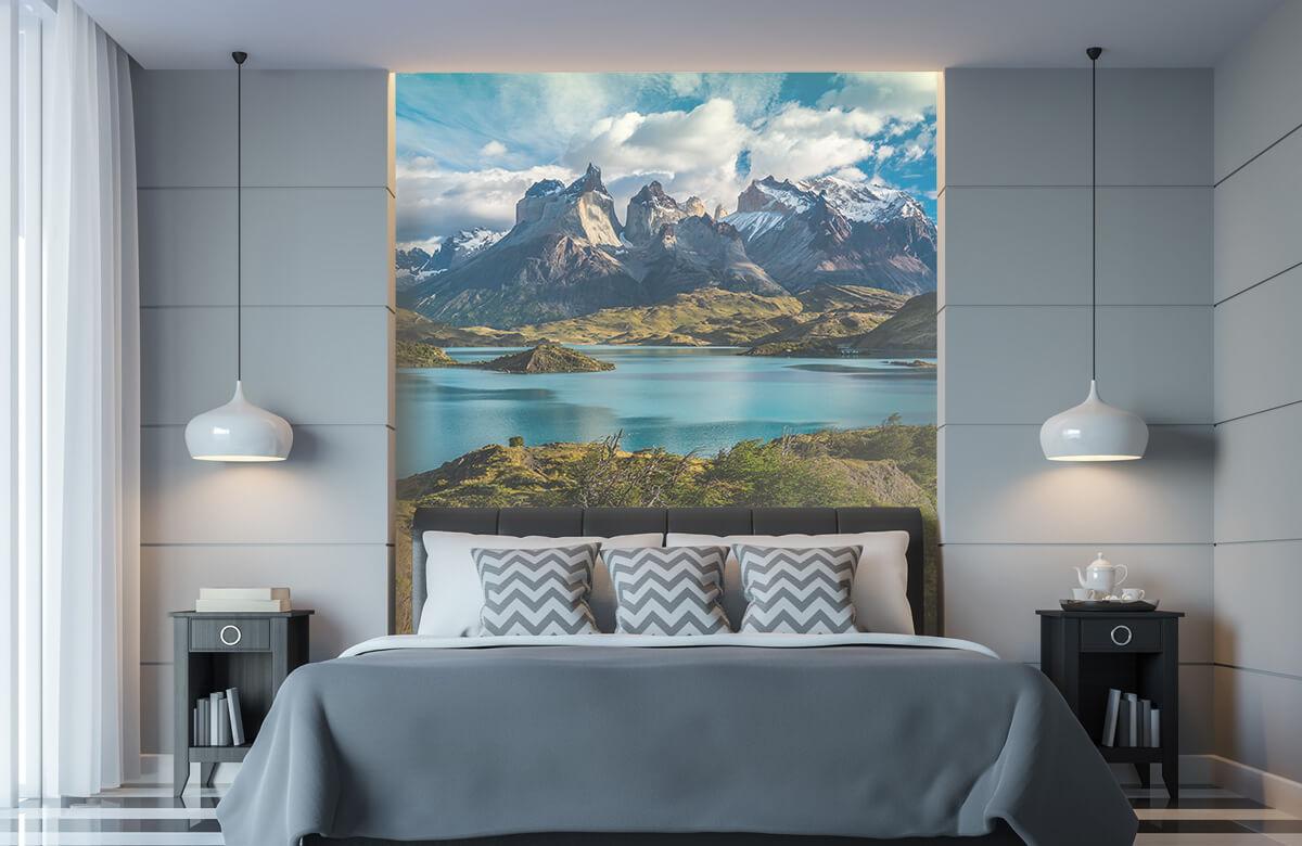 Meertjes en Wateren - Blauw meer - Slaapkamer 8