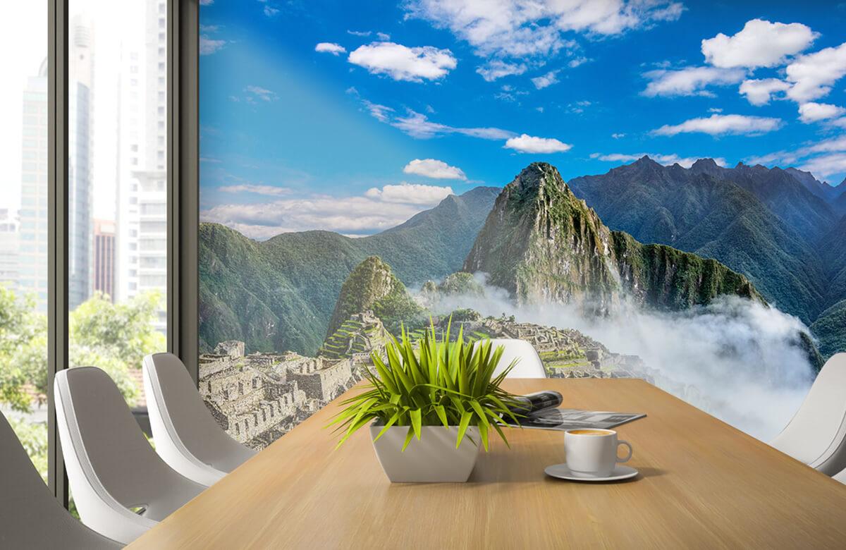 Bergen - Machu Picchu in de mist - Slaapkamer 2
