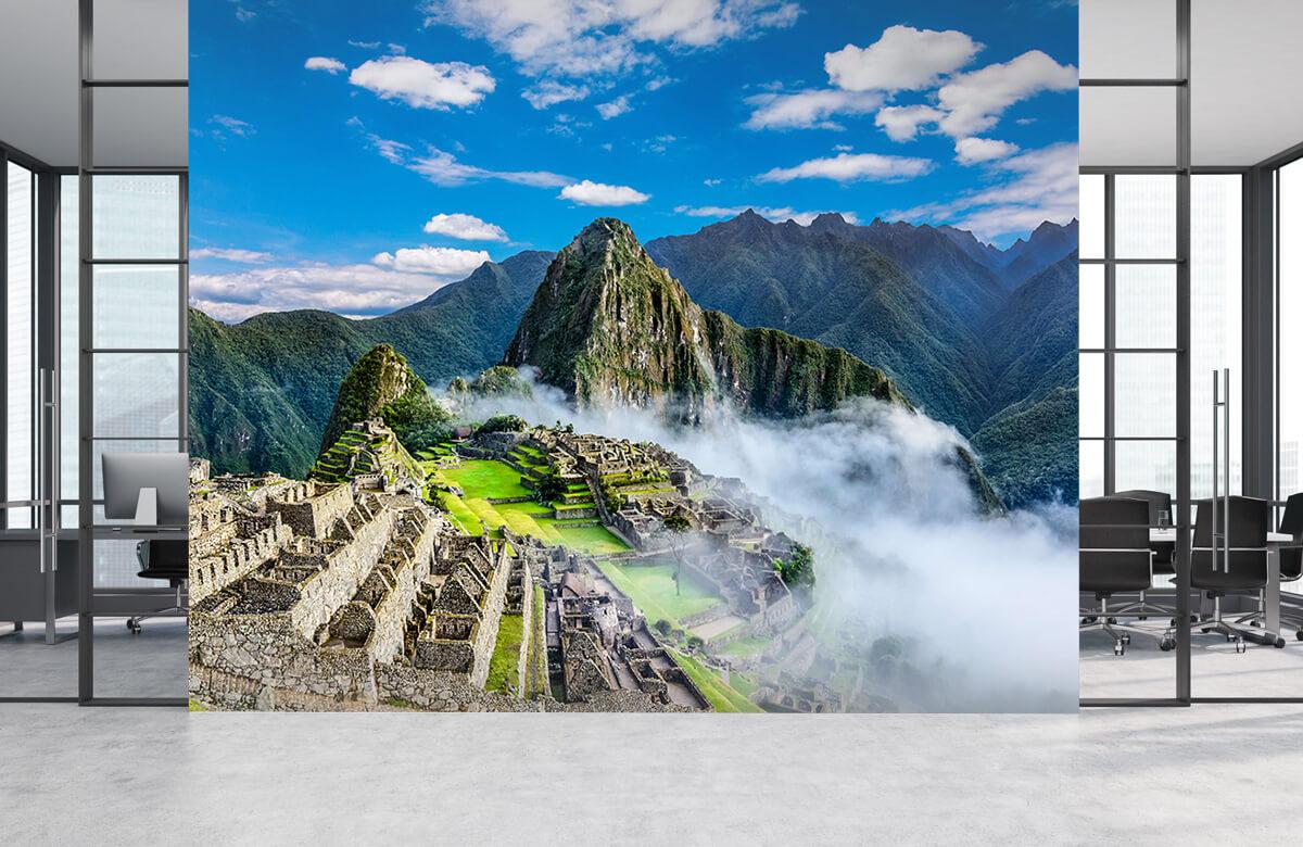 Bergen - Machu Picchu in de mist - Slaapkamer 3