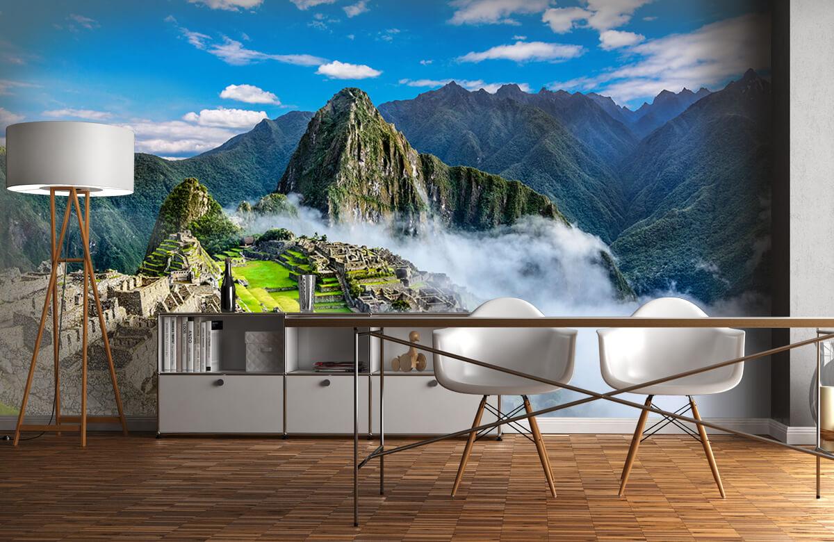 Bergen - Machu Picchu in de mist - Slaapkamer 11