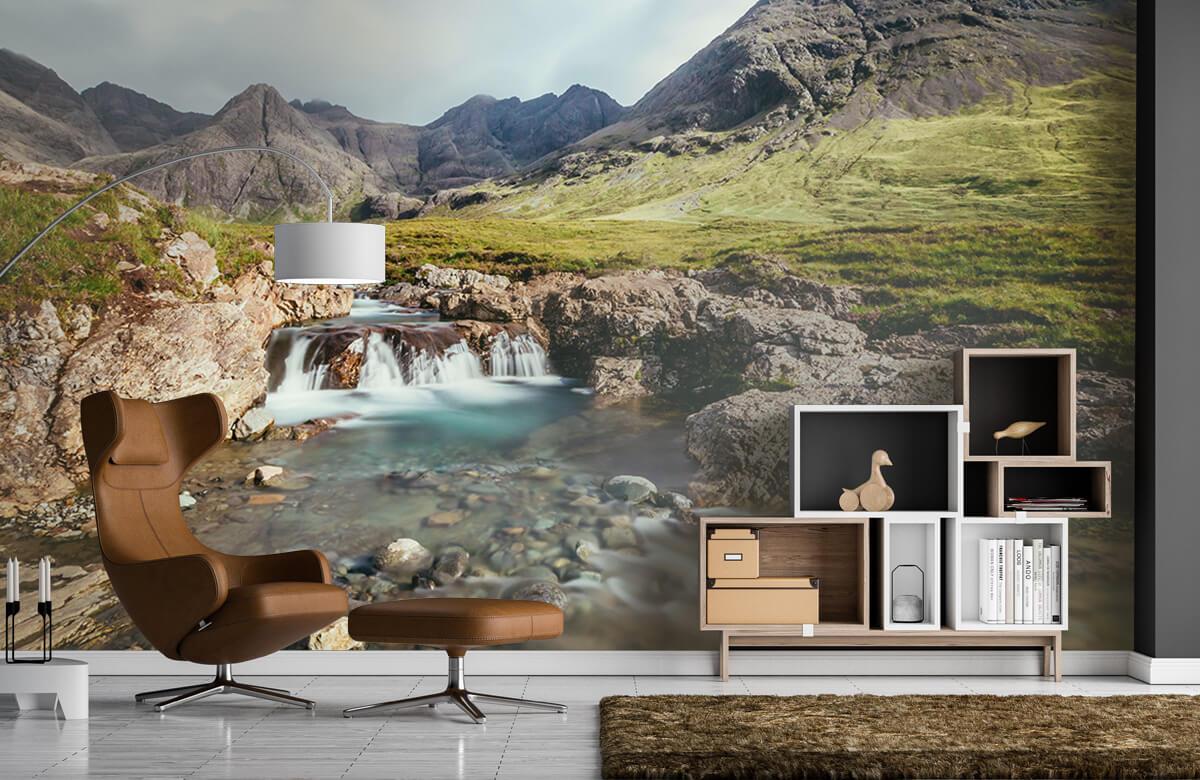 Watervallen - Schotse waterval - Slaapkamer 5