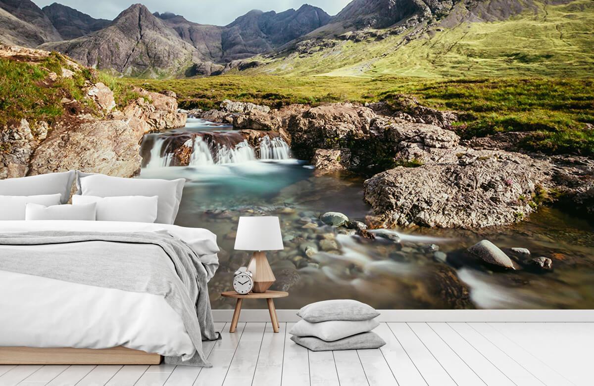 Watervallen - Schotse waterval - Slaapkamer 7