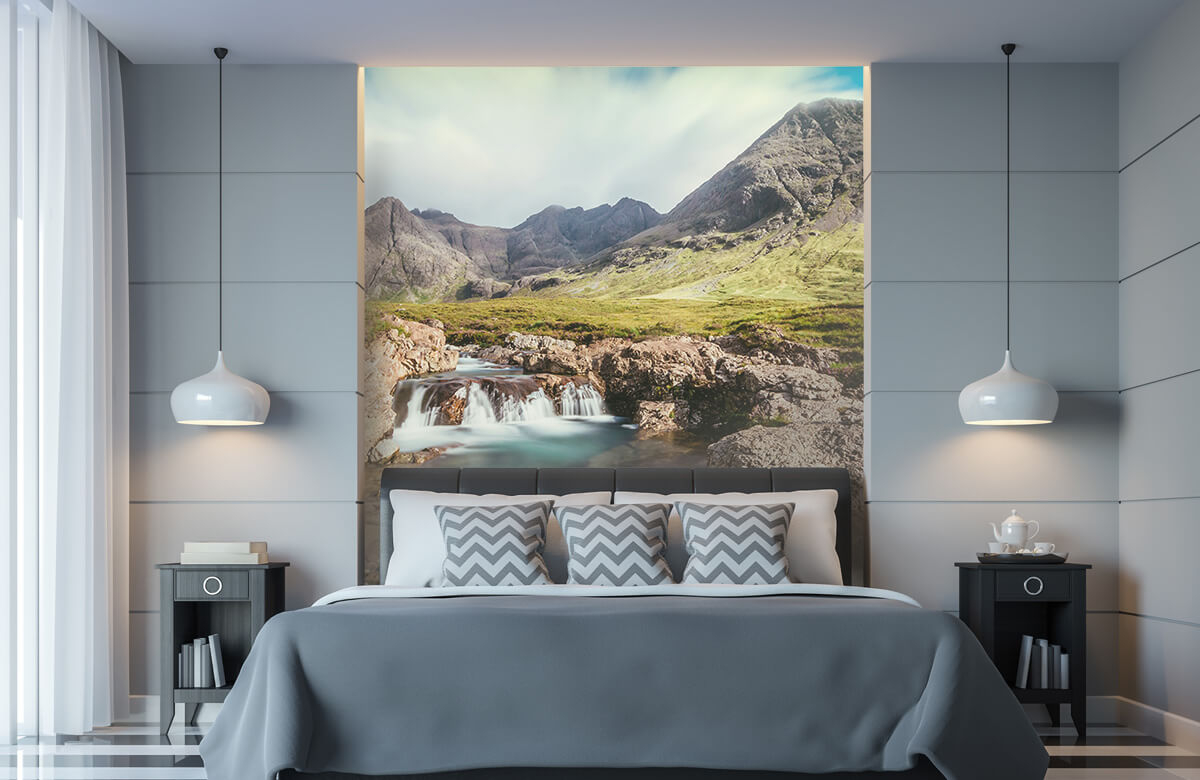 Watervallen - Schotse waterval - Slaapkamer 8