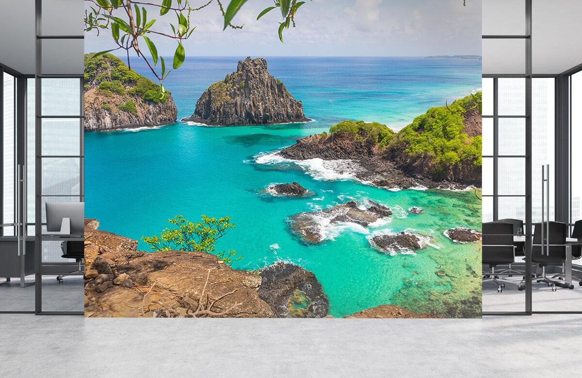 Zeeën en Oceanen - Tropische zee - Slaapkamer 4