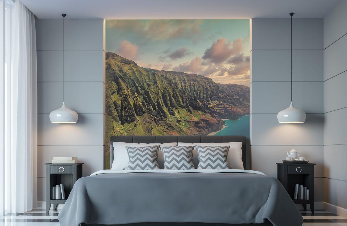 Bergen - Groene bergen langs de kust - Slaapkamer 8