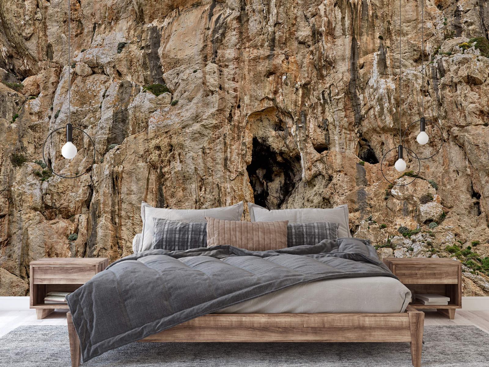 Bergen - Grot in een rots - Slaapkamer 2