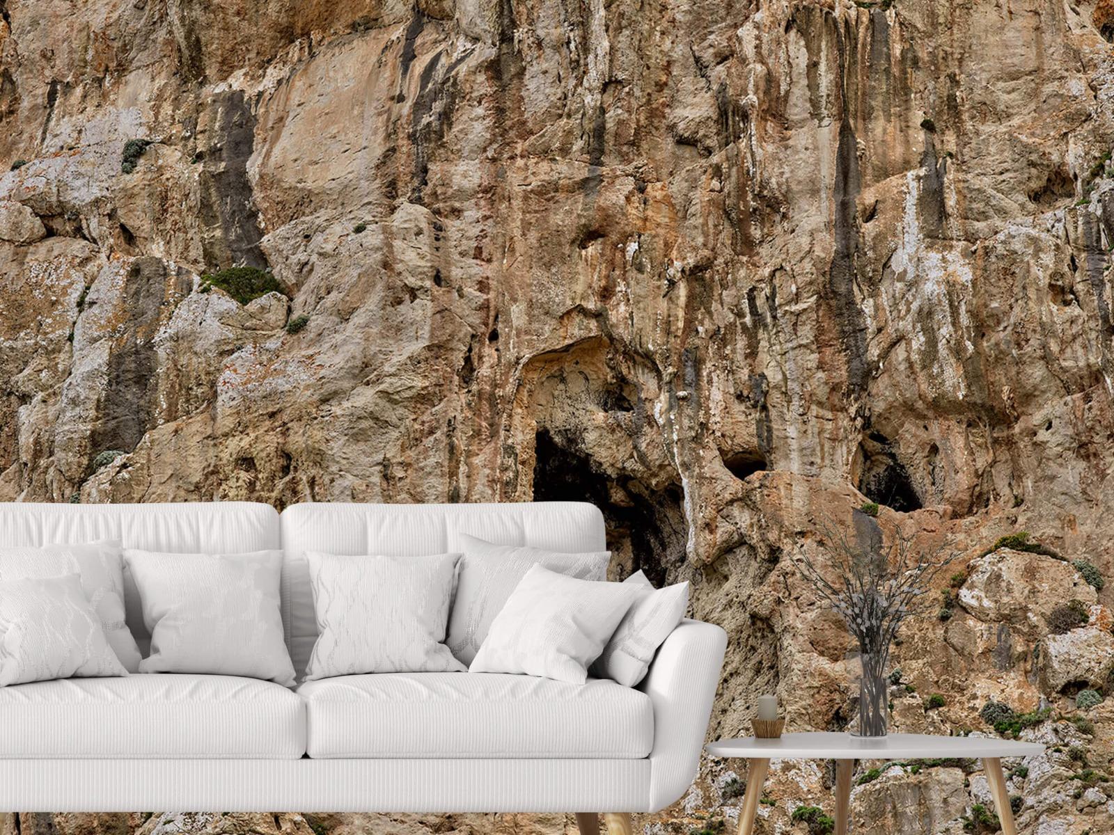 Bergen - Grot in een rots - Slaapkamer 3