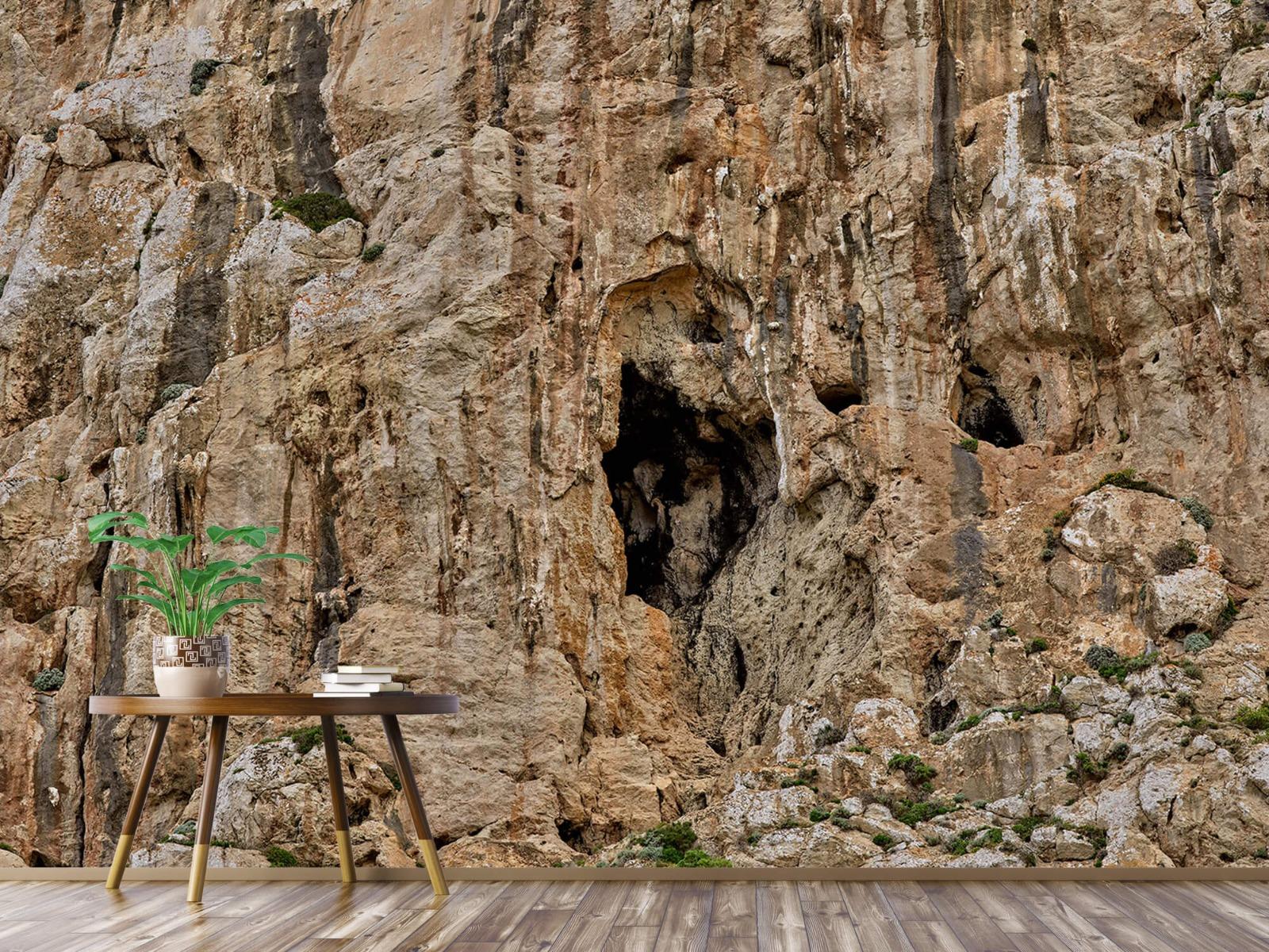 Bergen - Grot in een rots - Slaapkamer 4