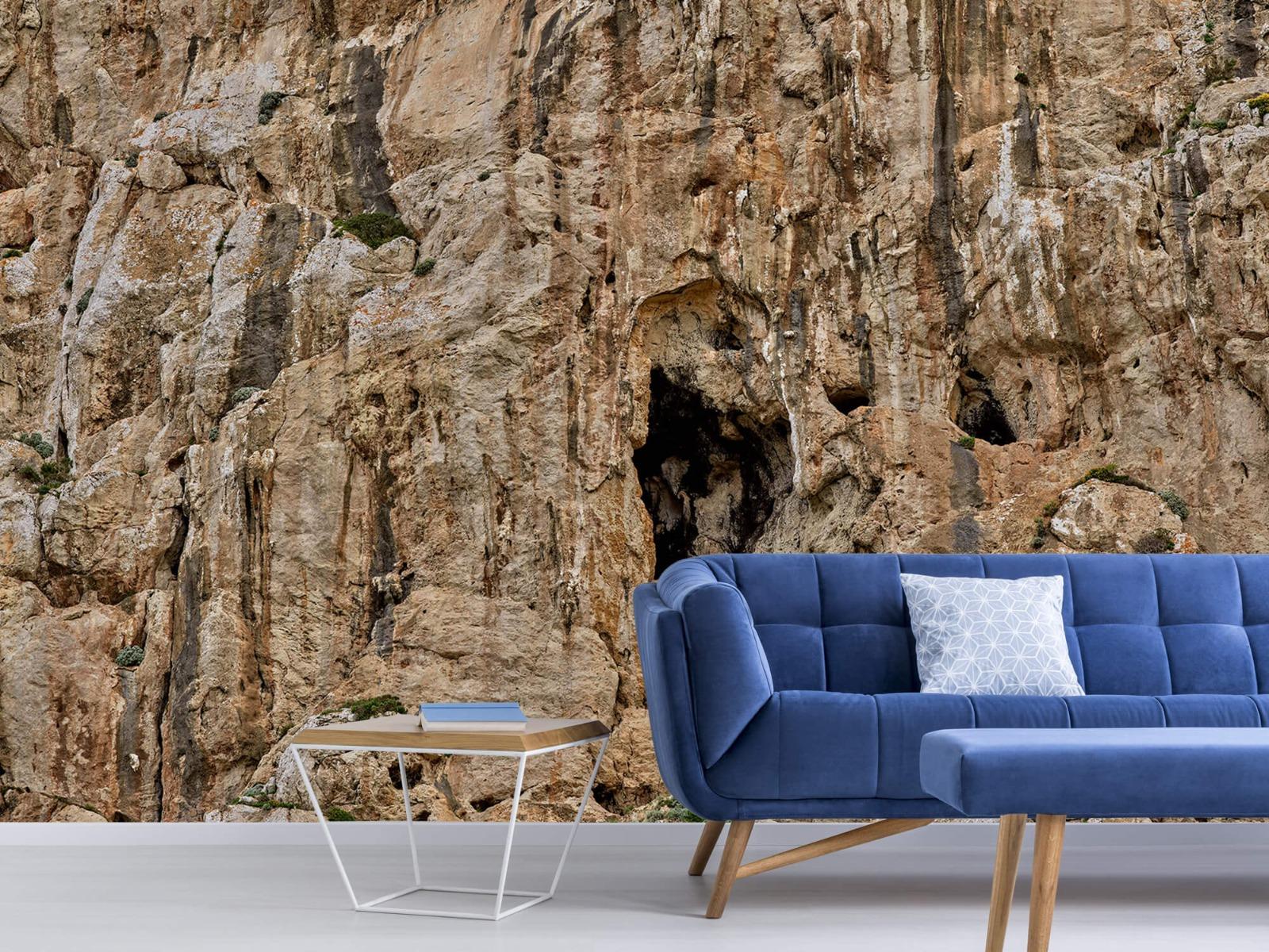 Bergen - Grot in een rots - Slaapkamer 5