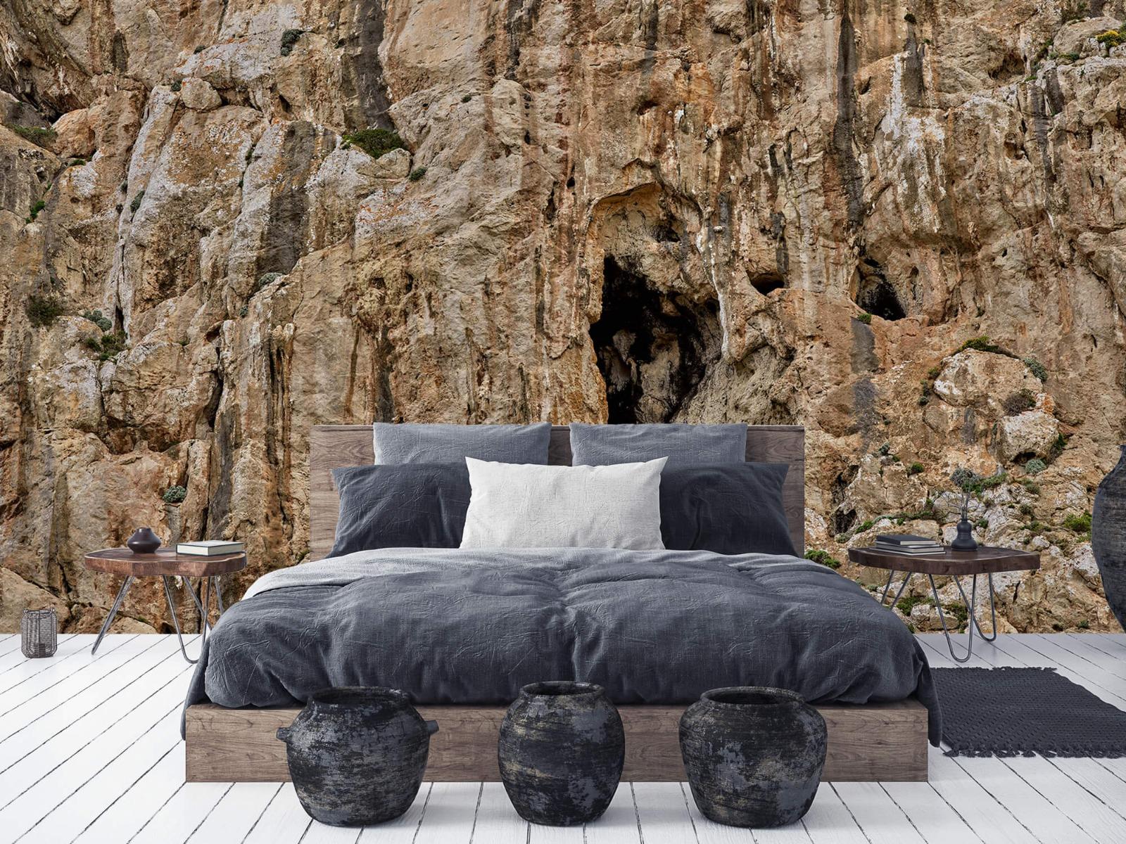 Bergen - Grot in een rots - Slaapkamer 6