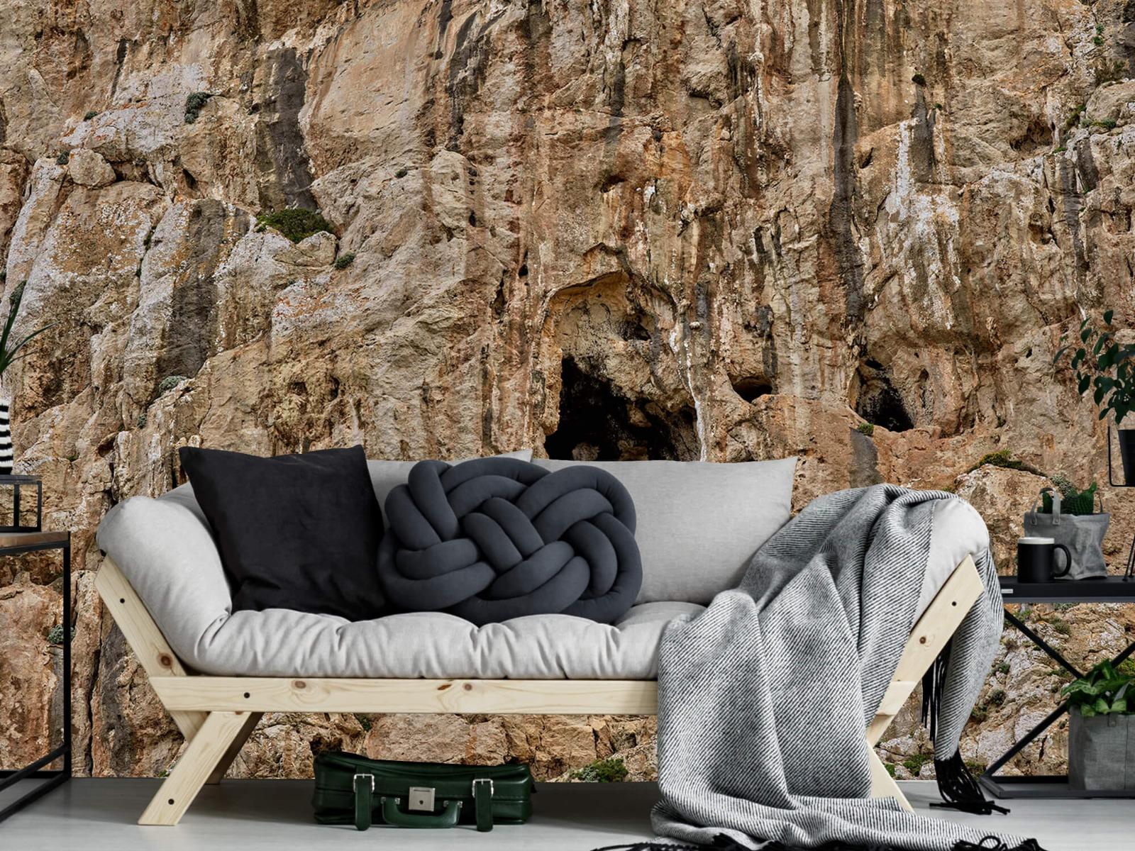 Bergen - Grot in een rots - Slaapkamer 7