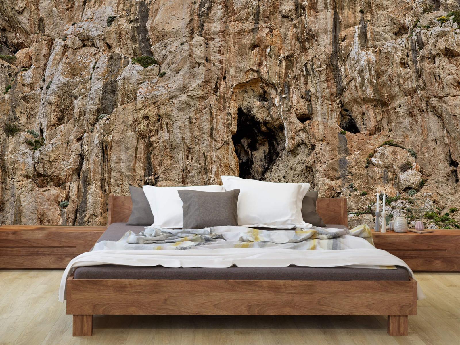 Bergen - Grot in een rots - Slaapkamer 8