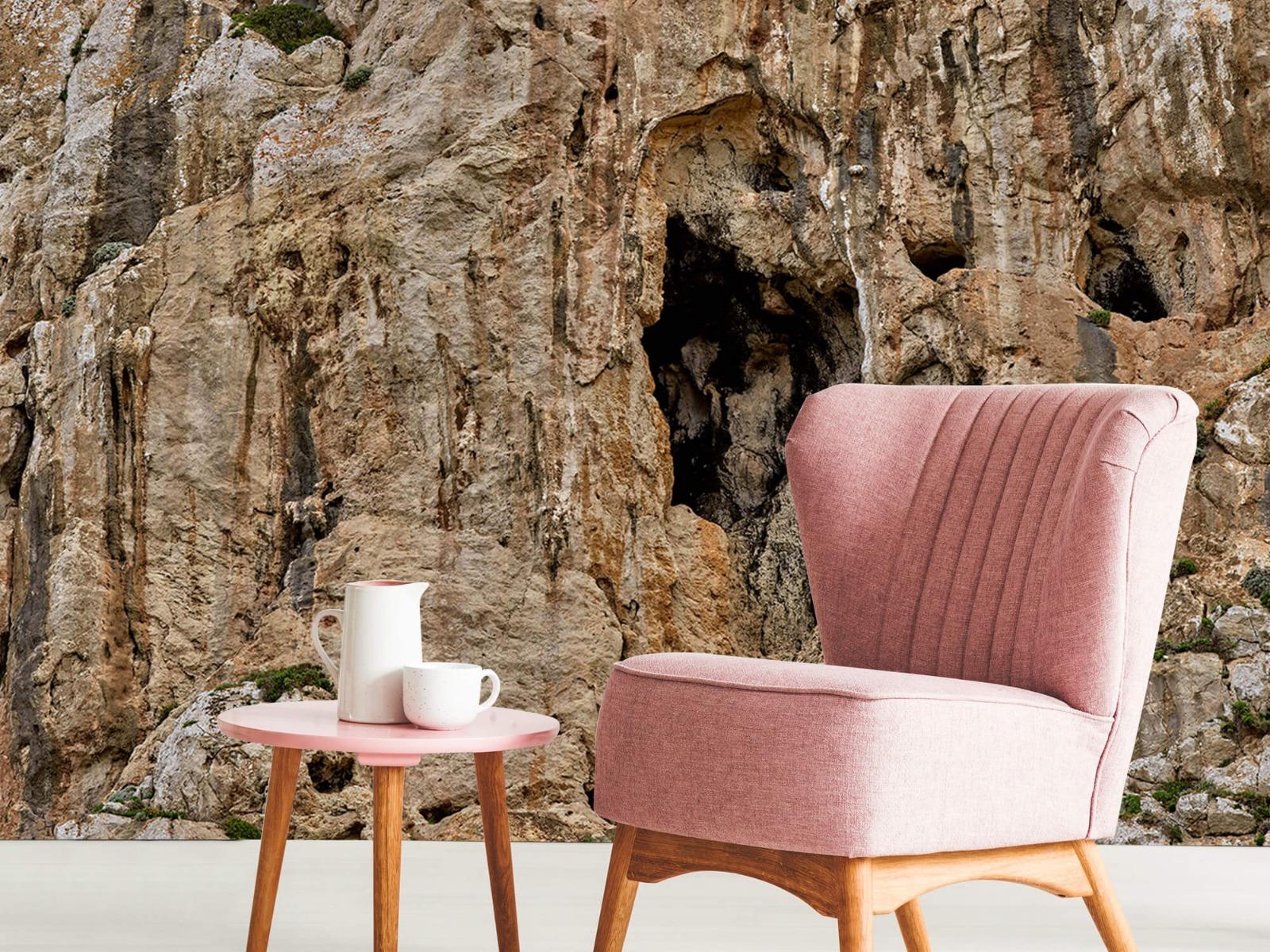 Bergen - Grot in een rots - Slaapkamer 9