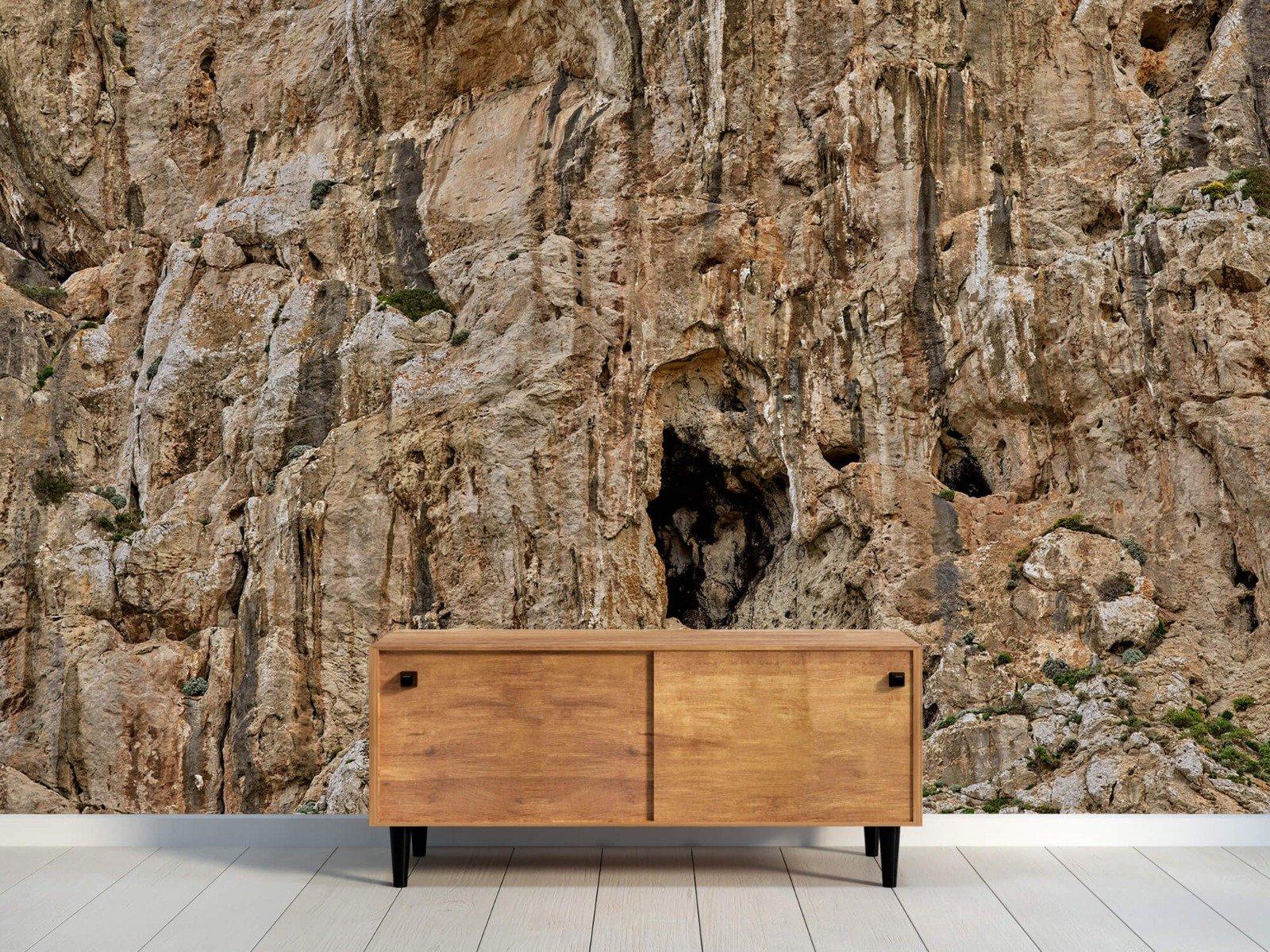 Bergen - Grot in een rots - Slaapkamer 10