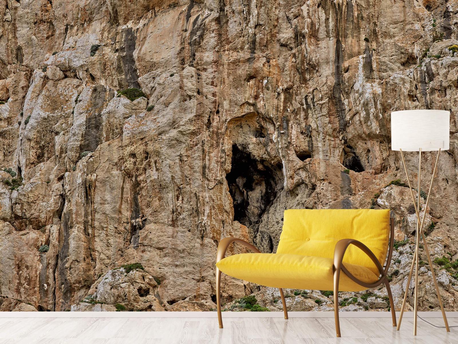 Bergen - Grot in een rots - Slaapkamer 11