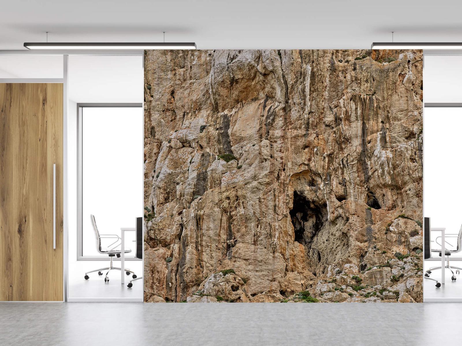 Bergen - Grot in een rots - Slaapkamer 12